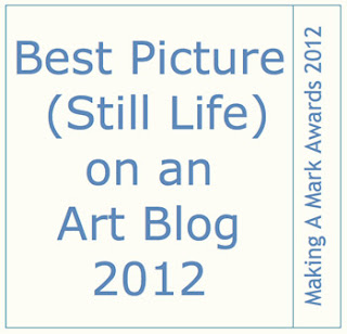 Making A Mark Awards: Best Picture - Still Life - on an Art Blog in 2012