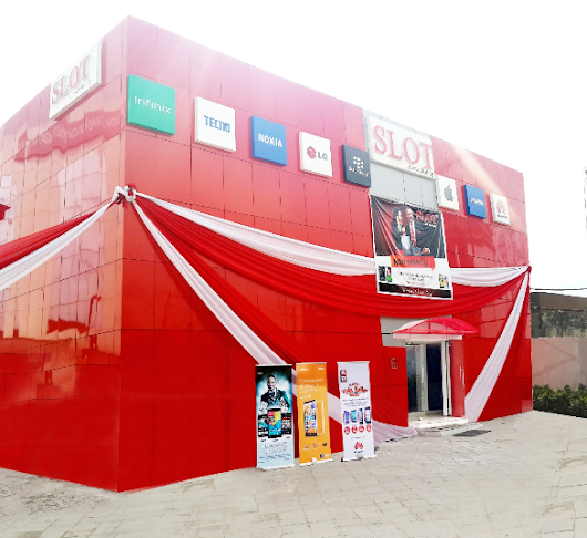 Checkout the New Ultra-Modern SLOT Store At Akin Adesola, VI. Lagos