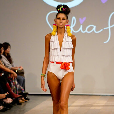 Sofia Palmero Fashion Show