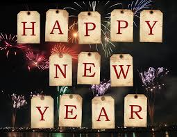 selamat tahun baru kata kata