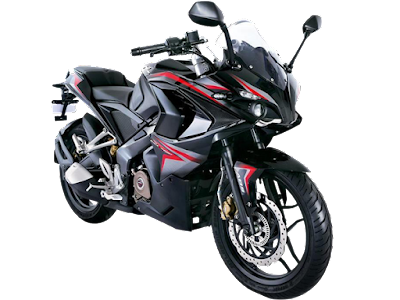 Latest Bajaj Pulsar RS 200 HD Image