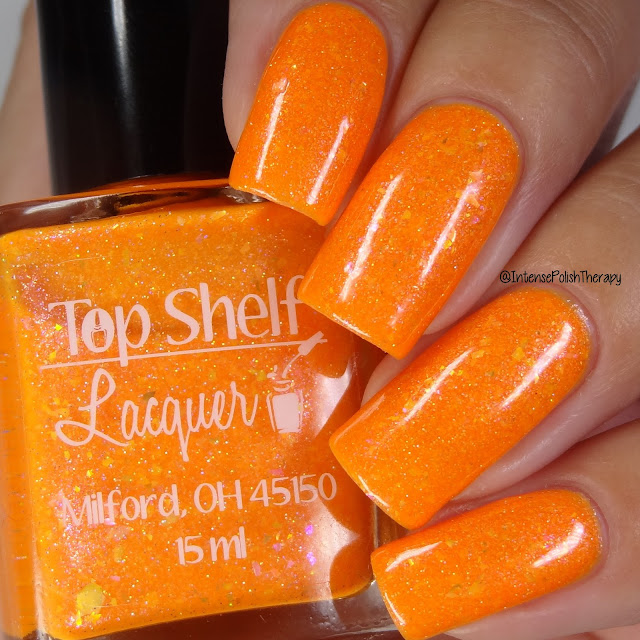 Top Shelf Lacquer A Golden (H)opportunity
