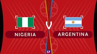 Nigeria vs Argentina Live Streaming online Today 26.06.2018 World Cup Russia 2018
