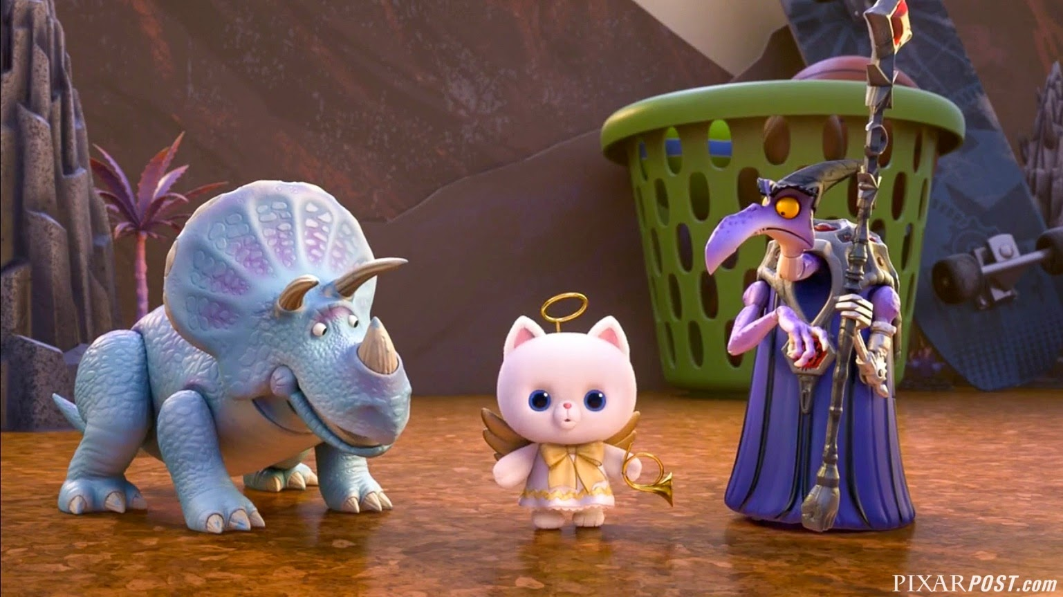 Little Angel Toys : Toy story that time forgot battlesaur sky broadband