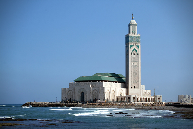 Masjid Hasan II, Casablanca