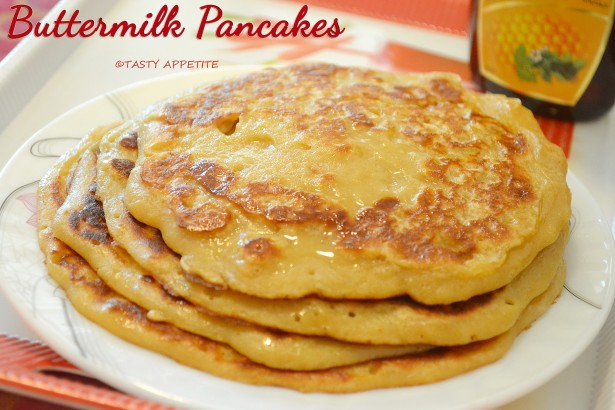 Wheat flour Pancakes