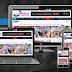 Newspaper, News Channel Freemium Blogger Template