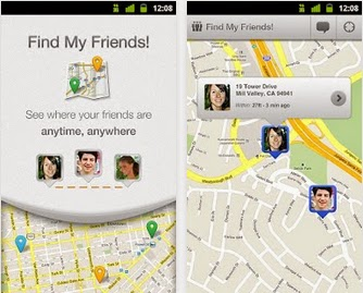 Cara Mengetahui Lokasi Teman Anda Dengan Aplikasi Android