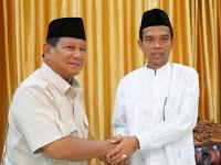 KASN Usut Kasus Dialog Ustaz Abdul Somad dengan Prabowo. Apakah Melanggar Netralitas ASN? Begini Hasilnya