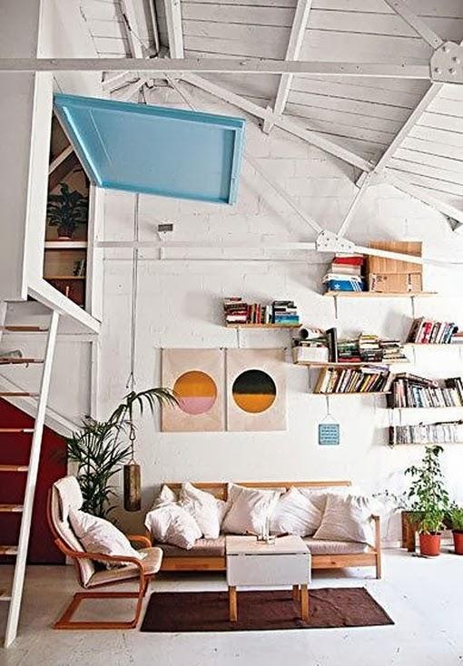Hawaii Slanted House Design: Hippanonymous: Lofted Spaces