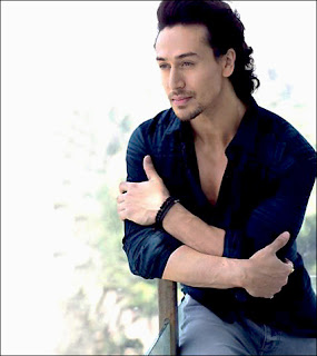 Tiger Shroff as an action hero but he is not willing to carry the label of action hero