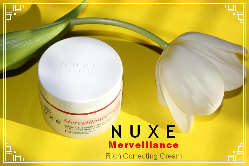 Отзыв: Нюкс Мервейанс Крем для сухой и очень сухой кожи против мимических морщин - Nuxe Merveillance Expert Correcting Cream for Visible Lines.
