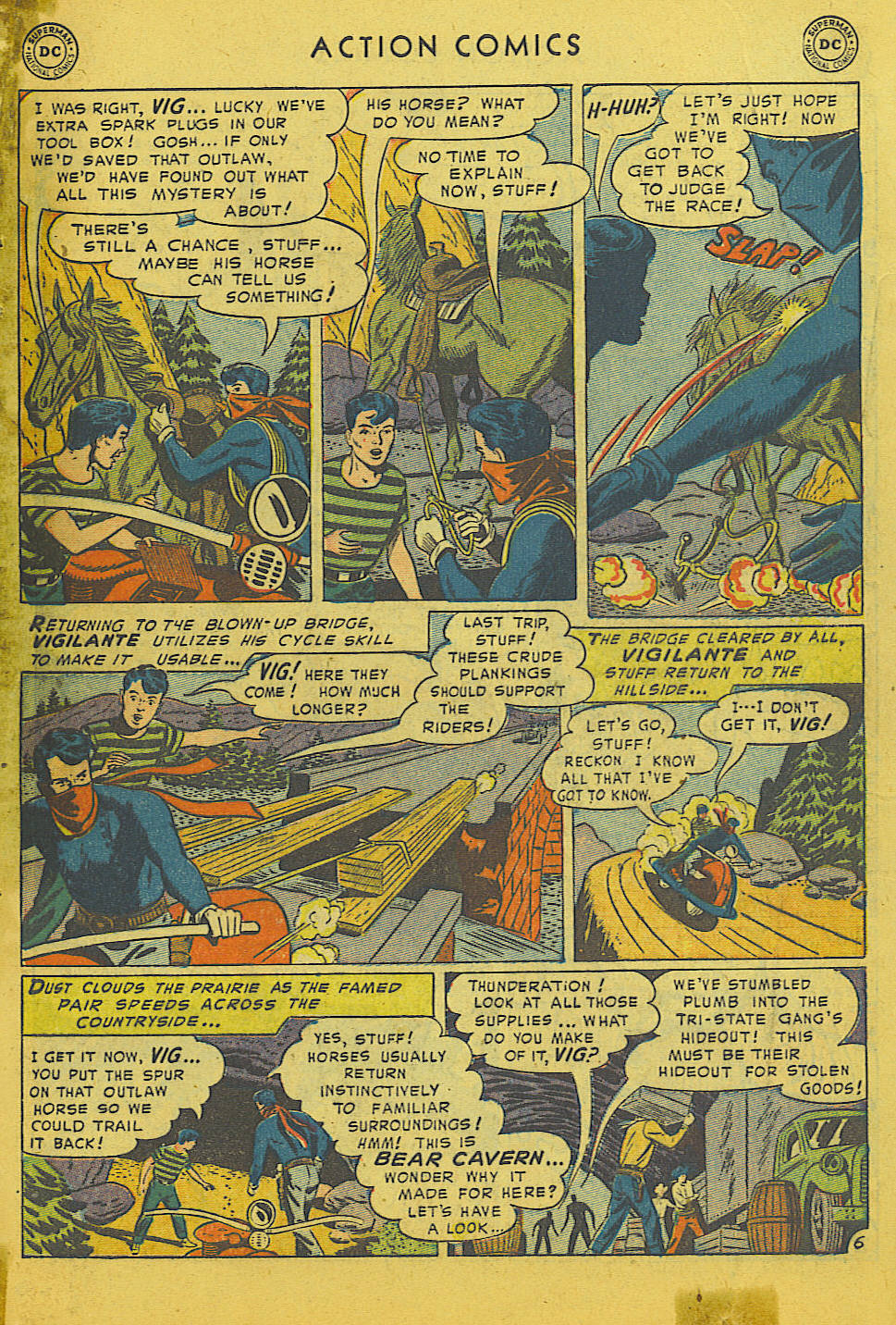 Read online Action Comics (1938) comic -  Issue #186 - 32