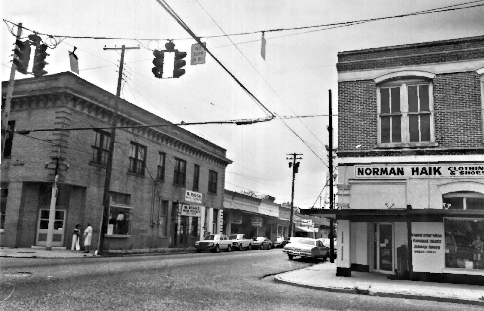 Tammany Family Covington Street Pictures 1982