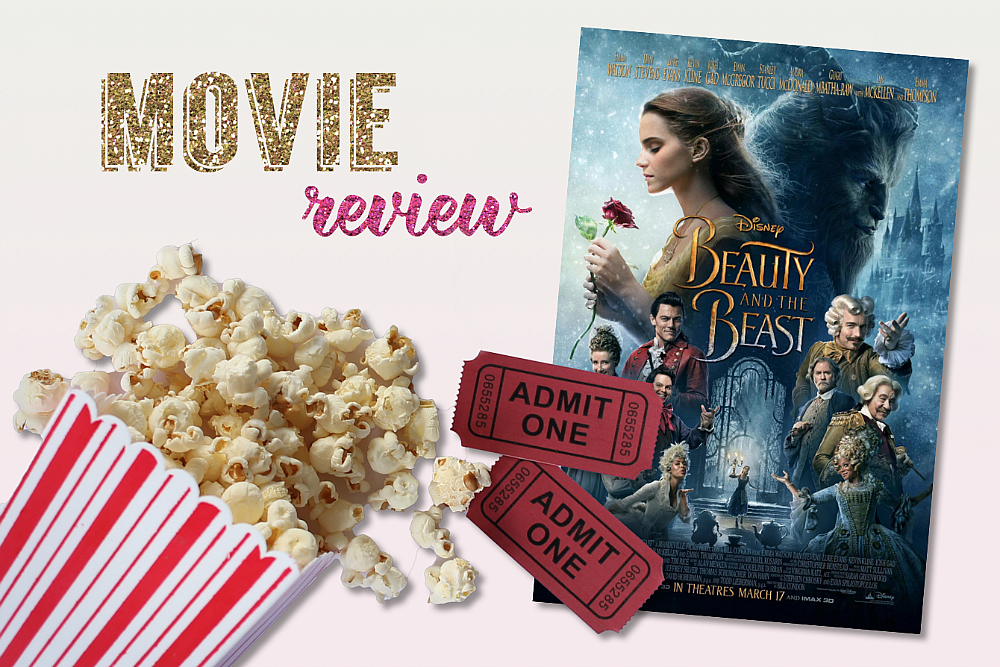 Movie review Beauty and the Beast 2017