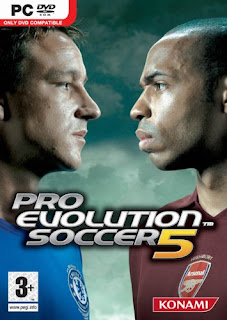 Pro Evolution Soccer 5 – RELOADED PC GAME