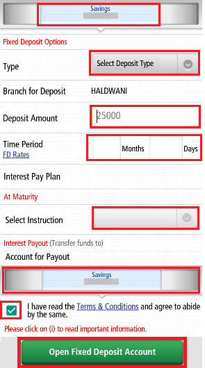 how to open fixed deposit in kotak mahindra bank online
