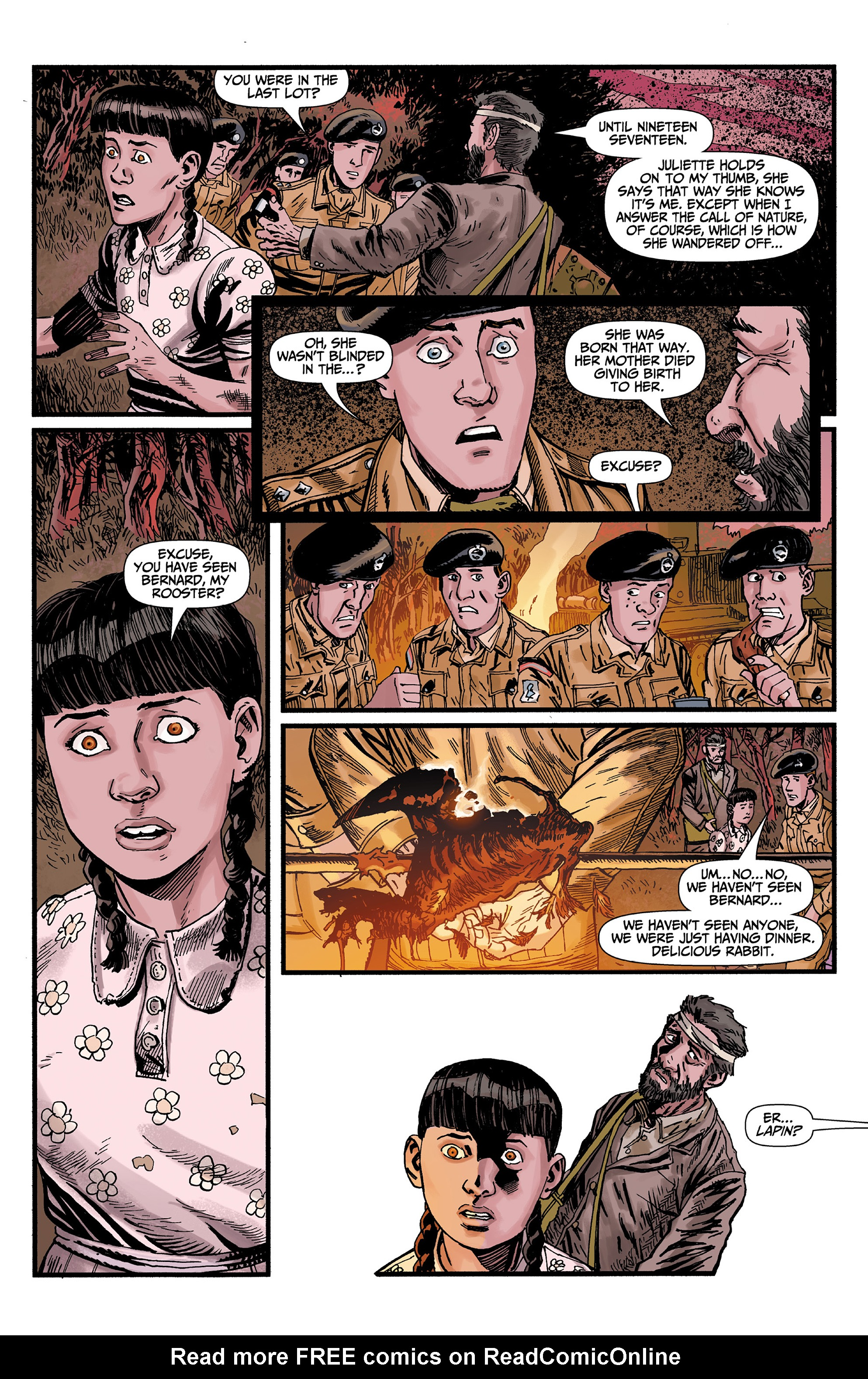 Read online World of Tanks comic -  Issue #3 - 16
