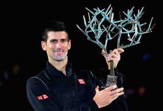 Novak Djokvoic atp tenis
