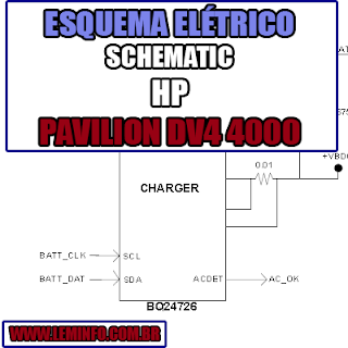 Esquema Elétrico Notebook HP Pavilion DV4 4000 Laptop Manual de Serviço  Service Manual schematic Diagram Notebook HP Pavilion DV4 4000 Laptop   Esquematico Notebook Placa Mãe HP Pavilion DV4 4000 Laptop