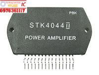 STK4044II IC khuếch đại nguồn