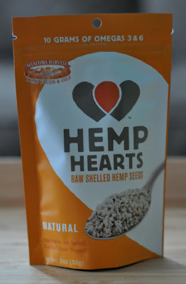 Manitoba Harvest Hemp Hearts - Photo by Taste As You Go