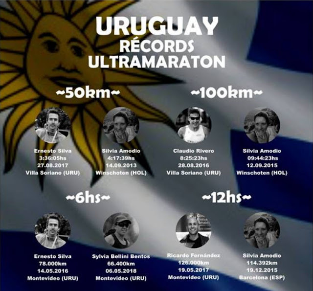 Resultado de imagen para los records de uruguay