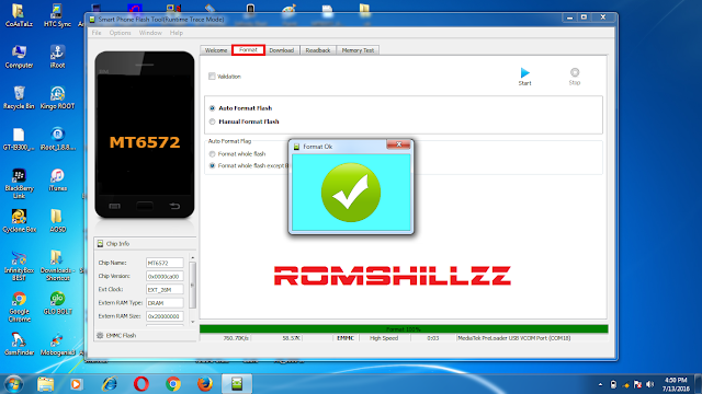 How To Flash MTK Android Phones with SP Flash Tool 4