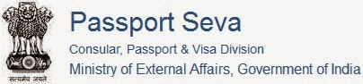 Indian Passport Offices logo image pictures