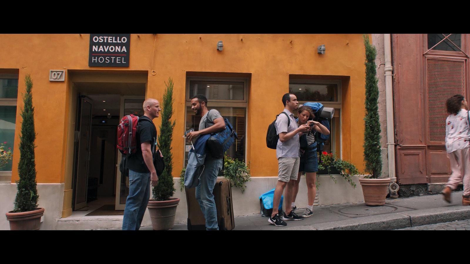 15:17 Tren a París (2018) BRRip Full HD 1080p Latino-Ingles captura 3