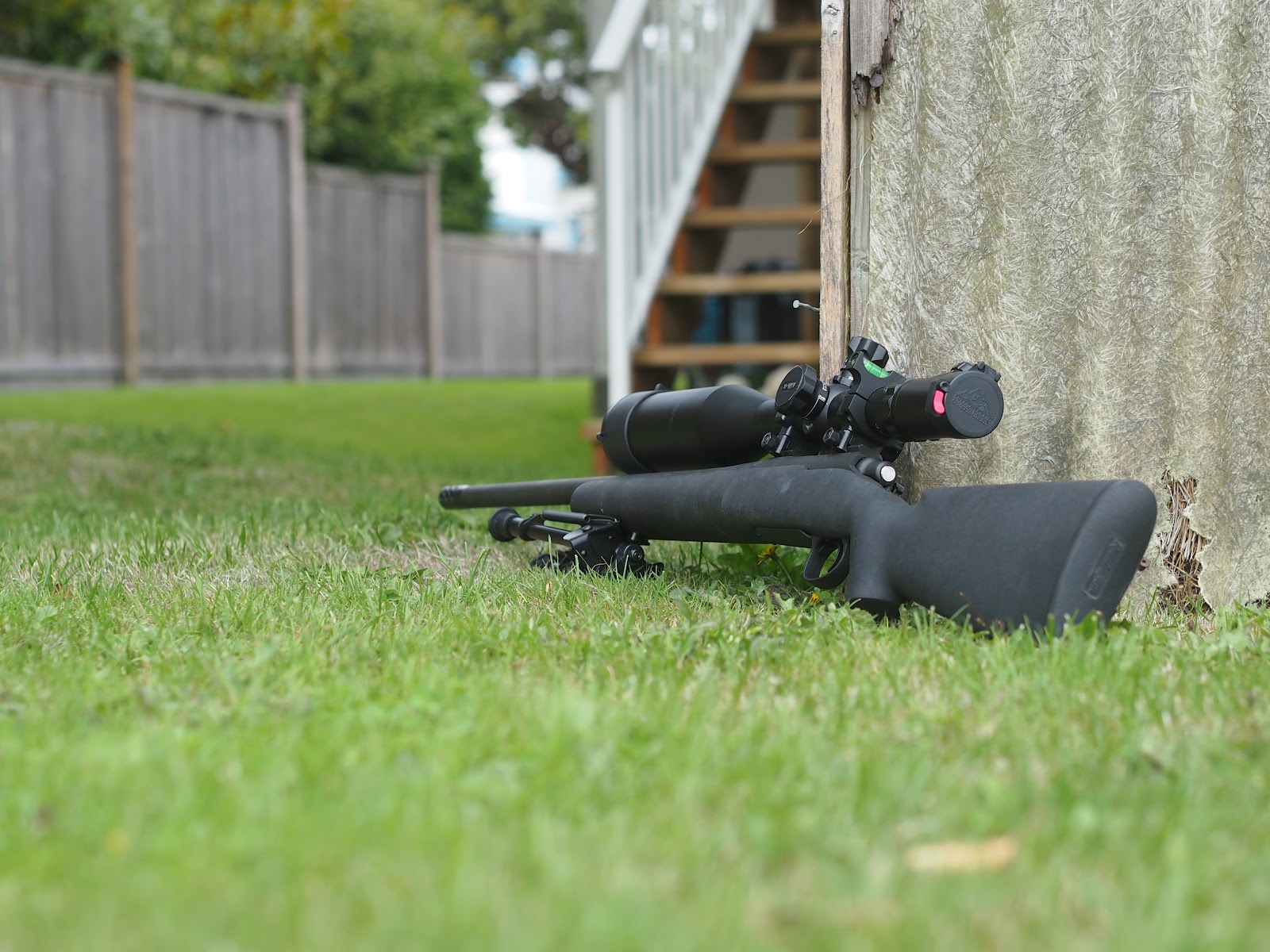 Mister Donut's Firearms Blog: Remington 700 Police aka 700p
