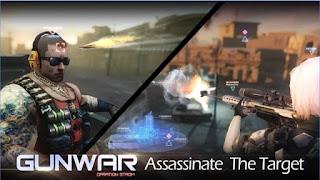 Gun War SWAT Terrorist Strike Mod Unlimited Money Apk v2.7.0