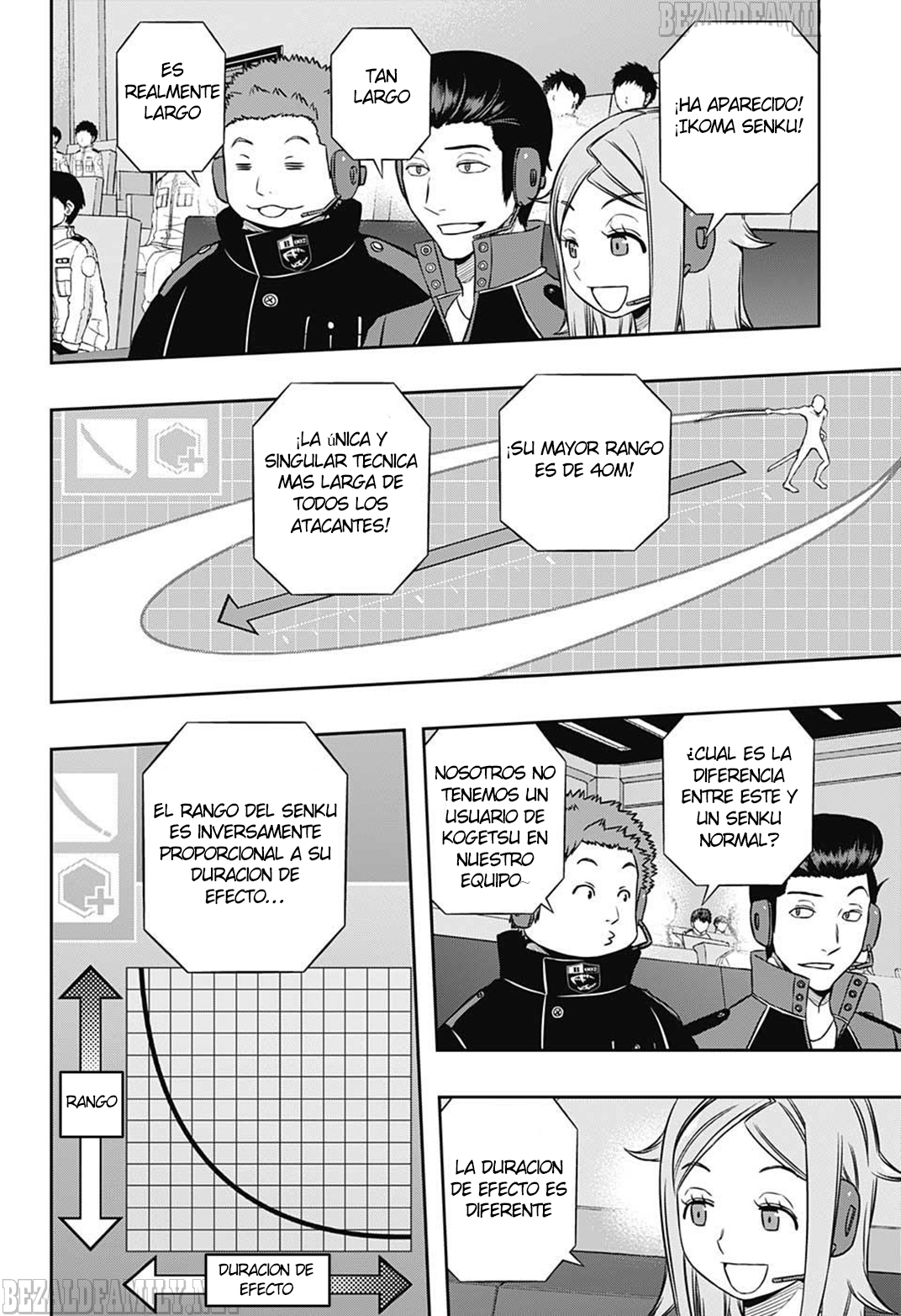 World Trigger: Chapter 154 - Page 4