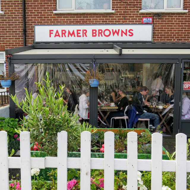 Dublin in a day: Farmer Browns for brunch