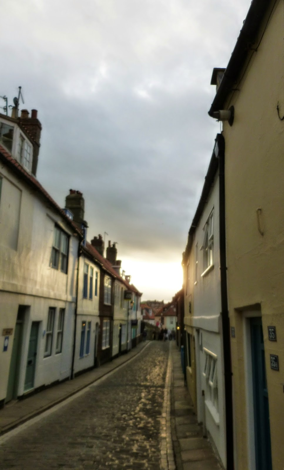 Streets of Whitby