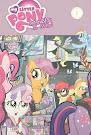 My Little Pony Omnibus #1 Comic Cover B Variant