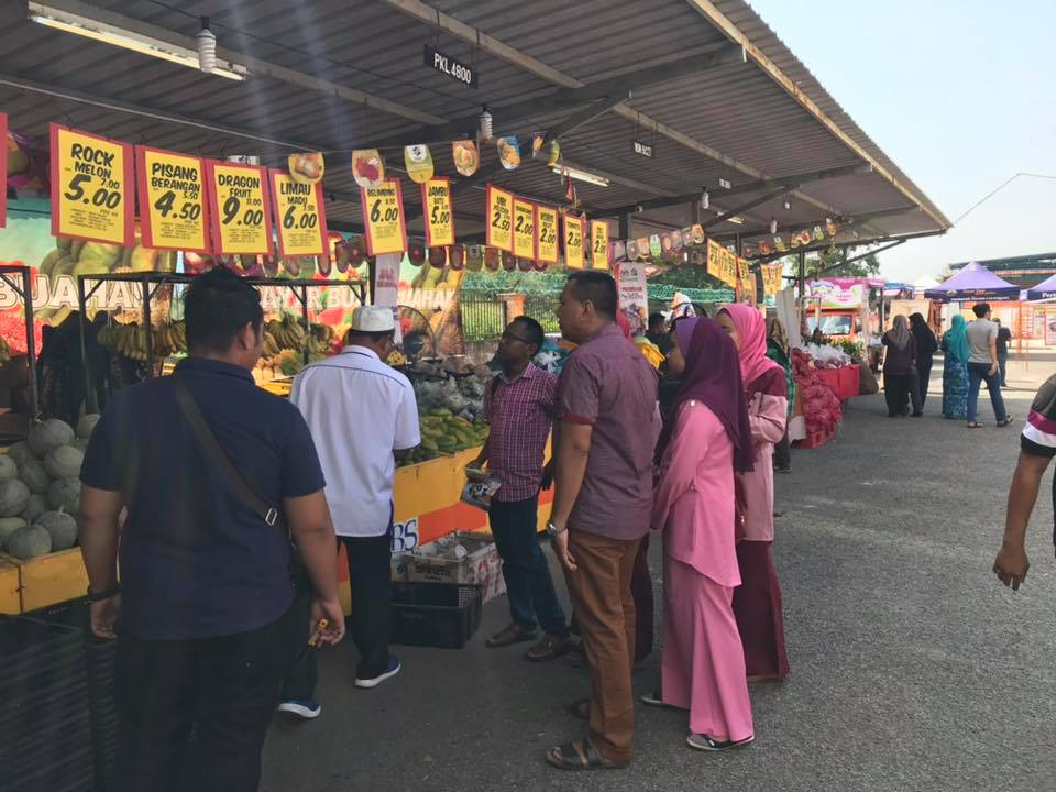 FAMAFEST Wilayah Utara 2018 Di Fama Sungai Petani, Kedah