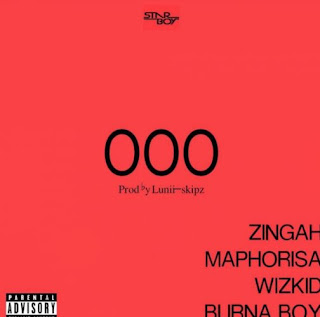 Wizkid - OOO Ft. Zingah, Burna Boy & DJ Maphorisa mp3 download