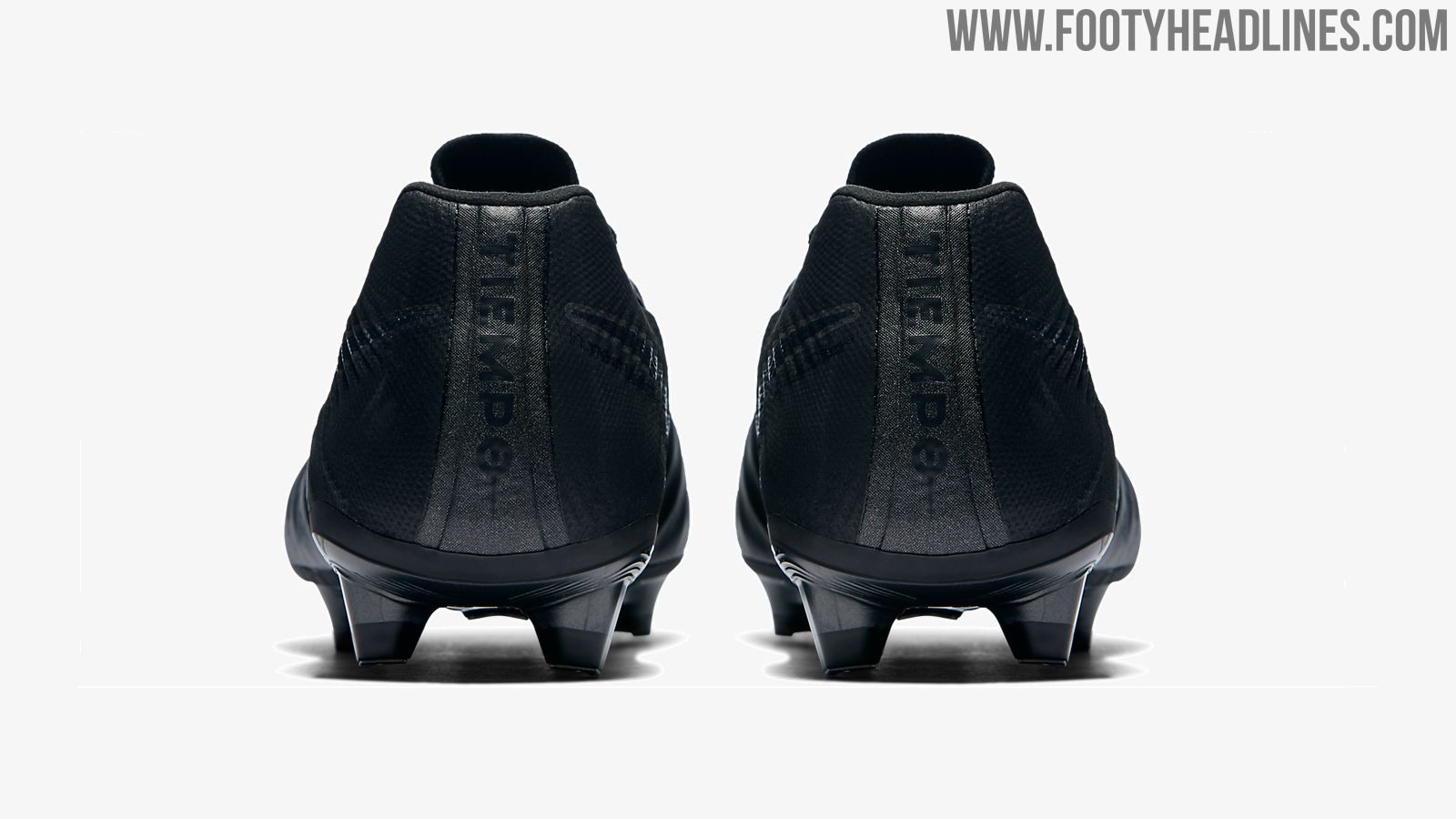 572085f44 Do you like the Blackout Nike Tiempo Legend VII cleat from Nike s 2018-2019 Stealth  Ops pack  Drop us a line below
