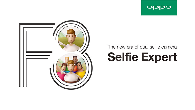OPPO introduce Dual Selfie Camera phone F3 Series