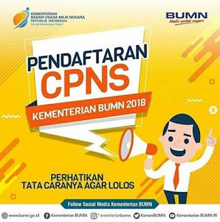 syarat dan dokumen yang disiapkan untuk mendaftar cpns online 2018