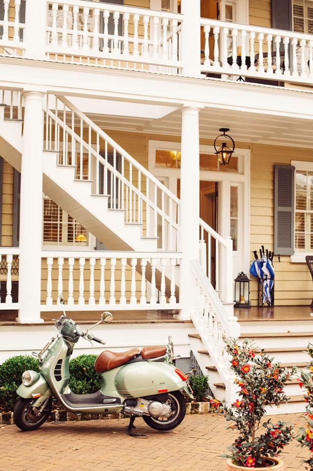 Southern Charm, Zero George Hotel - Charleston, SC {Cool Chic Style Fashion}