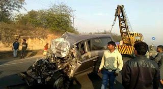 10 Dead in road accident