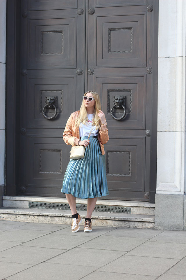 what to wear to london fashion week