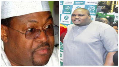 Mike Adenuga's son fights ex-girlfriend over 16-month old daughter's custody