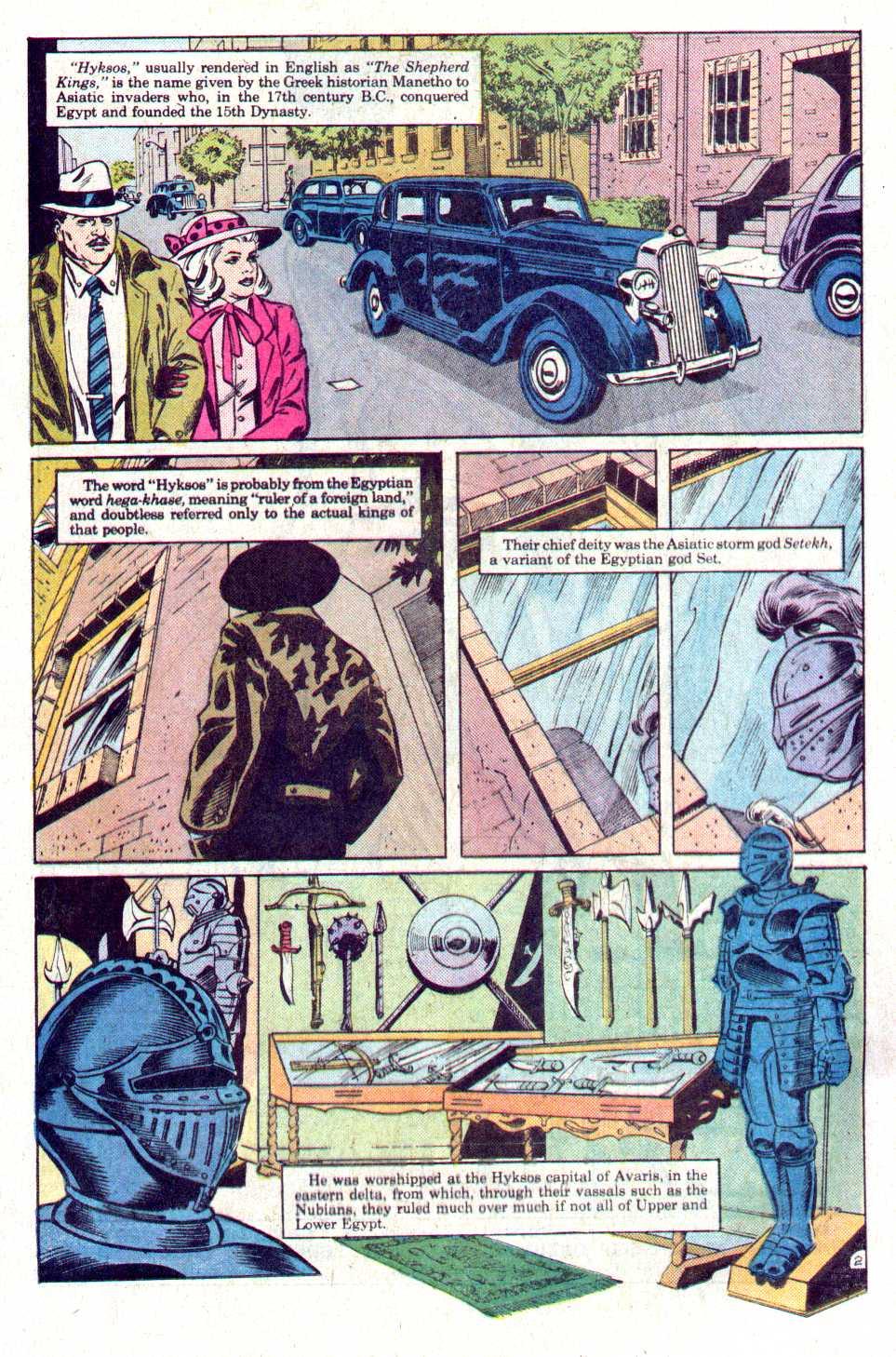 Read online Secret Origins (1986) comic -  Issue #11 - 19