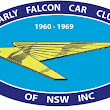 Early Falcon Car Club of NSW Events -