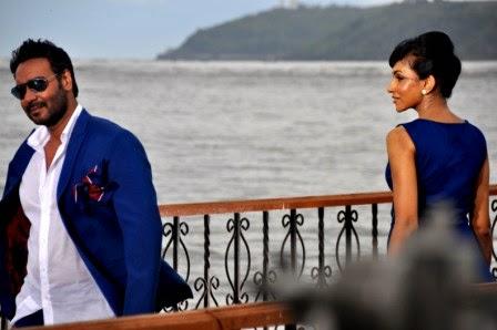 newztabloid-Ajay-Devgan-Miss-Srilanka-Chandi-Perera-Sangam-Suiting