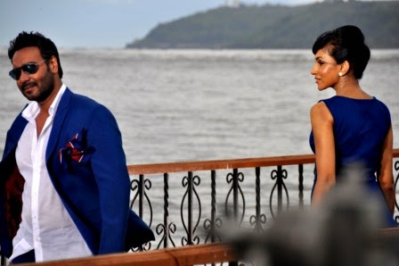 Miss Srilanka Chandi Perera completes her big ad assignment with Sangam Suiting
