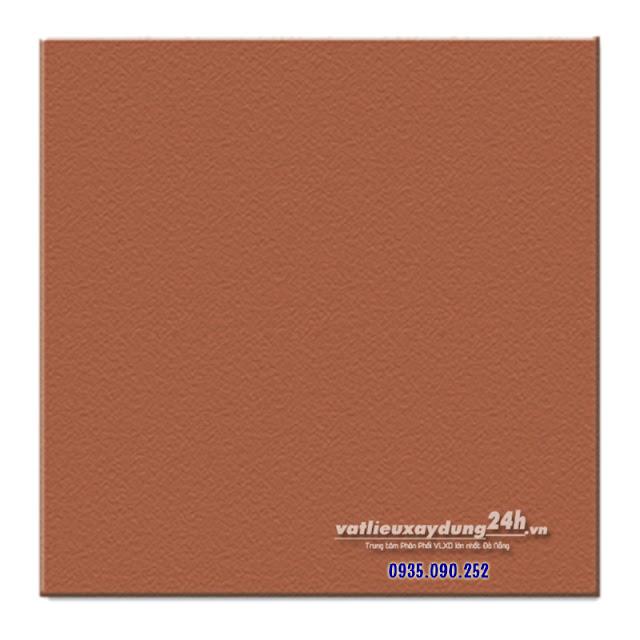Gạch gốm đỏ lát nền 40x40 Viglacera Hạ Long